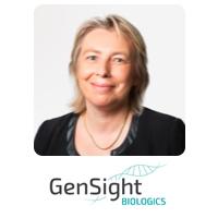 Magali Taiel | CMO | GenSight Biologics » speaking at Orphan Drug Congress