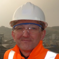 Clive Mitchell, Industrial Minerals Geologist, British Geological Survey