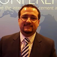 Amr Nader |  | Yanbu Cement » speaking at The Mining Show
