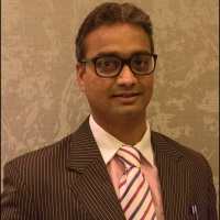 Naresh Phanfat | CFO | Global Investment Holdings Ltd » speaking at Accounting Show ME