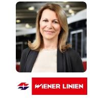 Alexandra Reinagl | Managing Director | Wiener Linen » speaking at World Rail Festival