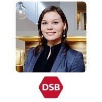 Ms Clarissa Eva Leon | Head of Digital | DSB » speaking at World Rail Festival