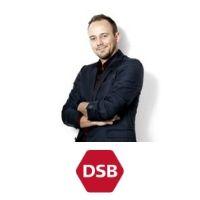 Mr Jacob Saugman | Innovation Program Lead | DSB » speaking at World Rail Festival