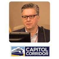 Mr Jim Allison | Manager Of Planning | Capitol Corridor Joint Powers Authority » speaking at World Rail Festival