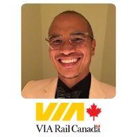 Mr Michael Acosta | Senior Director - Commercial Planning | VIA Rail Canada » speaking at World Rail Festival