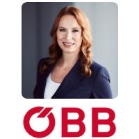 Michaela Huber |  | O.B.B. Personenverkehr » speaking at World Rail Festival
