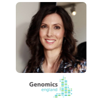 Joanne Hackett | Chief Commercial Officer | Genomics England » speaking at Genomics LIVE