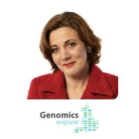 Vivienne Parry | Head Of Engagement | Genomics England » speaking at Genomics LIVE