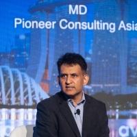 Virat Patel, Managing Director, Pioneer Consulting Asia