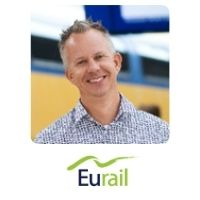 Hugo Knobbout   Head of IT   Eurail » speaking at World Passenger Festival