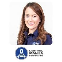 Jacqueline Gorospe, Head of Communications and Customer Relations, Light Rail Manila Corporation
