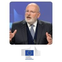 Frans Timmermans, First Vice President, European Commission