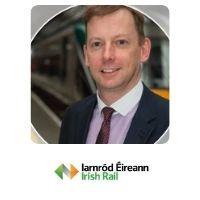 Ronan Murphy | Head of Customer Experience | Irish Rail » speaking at World Passenger Festival
