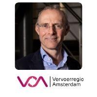 Nico Van Paridon, Vice President, Vervoerregio Amsterdam