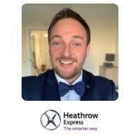 Steve Garside, Marketing Manager, Heathrow Express