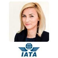 Oana Savu   Senior Manager, Industry Distribution Programs Adoption   International Air Transport Association » speaking at World Passenger Festival
