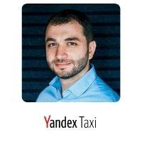 Aram Sargsyan   Regional General Manager EMEA & CIS   Yandex Taxi » speaking at World Passenger Festival