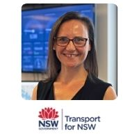 Sherrie Killiby   Director, Digital Customer Information Services   Transport for NSW » speaking at World Passenger Festival
