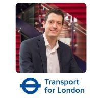 Gareth Powell   Managing Director, Surface Transport   TFL » speaking at World Passenger Festival