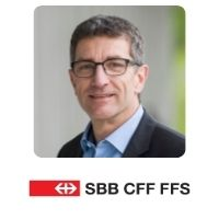 Alexander Gellner, Head of Marketing, Distribution and Incoming, SBB