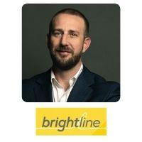 Patrick Goddard   President   Brightline » speaking at World Passenger Festival