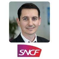 Mr Olivier Roy   Director Of International Distribution   SNCF » speaking at World Passenger Festival