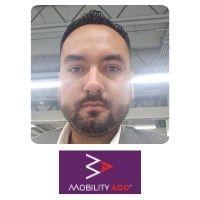 Mr Joel Cárdenas   Digital Transformation Project Manager   MOBILITY ADO » speaking at World Passenger Festival