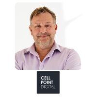 Kristian Gjerding   CEO   CellPoint Digital » speaking at World Passenger Festival