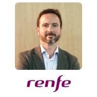 Mr Jorge Marcos Martinez   Manager, Innovation And Project Development   RENFE » speaking at World Passenger Festival