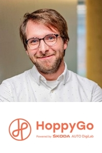 Robin Svaricek | Chief Executive Officer | HoppyGo » speaking at MOVE