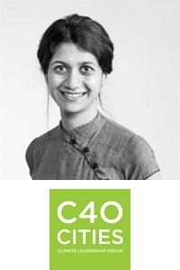 Gunjan Parik | Programme Director Transportation & Urban Planning | C40 Cities Climate Leadership Group » speaking at MOVE