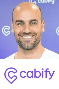 Mariano Silveyra | President, Europe | Cabify » speaking at MOVE