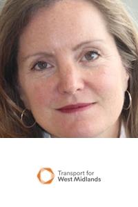 Laura Shoaf | Managing Director | Transport for West Midlands » speaking at MOVE