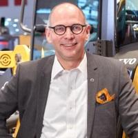 Thomas Bitter, Senior Vice President of Technology, Volvo Construction Equipment