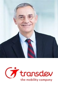 Thierry Mallet | Chief Executive Officer | TRANSDEV » speaking at MOVE