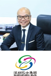 Joe Ma | Deputy General Manager | Shenzhen Bus » speaking at MOVE