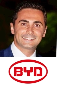 Mahmut Mobassit | eTruck Director Europe | B.Y.D. » speaking at MOVE