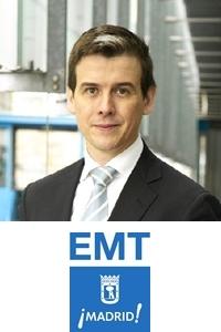 Juan Corro Beseler | Chief Information Officer | EMT Madrid » speaking at MOVE