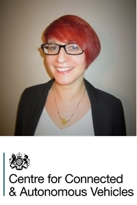 Isobel Pastor | Head, Centre for Connected and Autonomous Vehicles | Department for Transport » speaking at MOVE