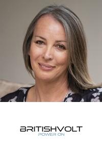 Isobel Sheldon OBE | CSO | BritishVolt » speaking at MOVE