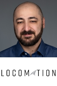 Cetin Mericli | Co-founder & CEO | Locomation » speaking at MOVE
