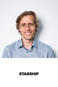 Ahti Heinla | CEO & CTO | Starship Technologies » speaking at MOVE