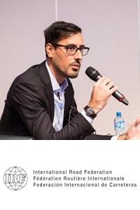 Gonzalo Alcaraz | Program Director Connected & Autonomous Vehicles | International Road Federation » speaking at MOVE