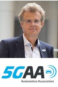 Johannes Springer | Director-General | 5GAA » speaking at MOVE