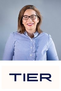 Georgie Smallwood | CPO | Tier Mobility » speaking at MOVE