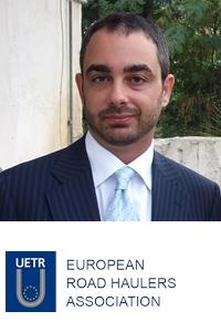Marco Digioia | Secretary-General | European Road Haulers Association » speaking at MOVE