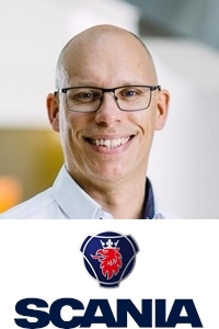 Peter Vincent | Head of Connected Systems | Scania » speaking at MOVE