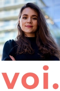 Sarah Badoux | Head of Sustainabilty | Voi Technology » speaking at MOVE