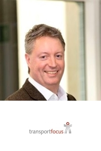 Ian Wright      Transport Focus » speaking at MOVE