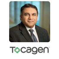 Mohamed Ladha | Vice President and Group Head, Commercial, Operations and Medical Affairs | Tocagen Inc » speaking at Festival of Biologics USA